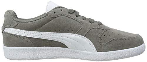 Puma Unisex-Erwachsene Icra Suede Sneaker, Grau - 5