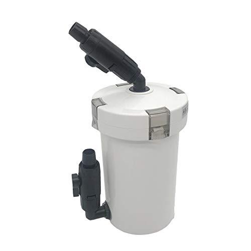 Hwydo Aquarium 1.5L Außen Vorfilter Für Aquarium Pet Supply Home Decor Filter Wasserreinigung