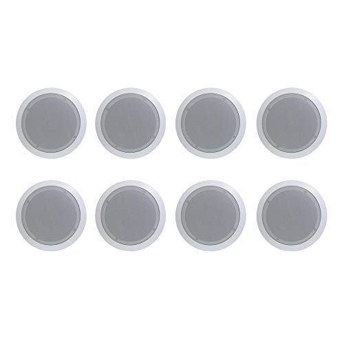 New PYLE PRO PDIC61RD 6.5 In-Ceiling Speakers