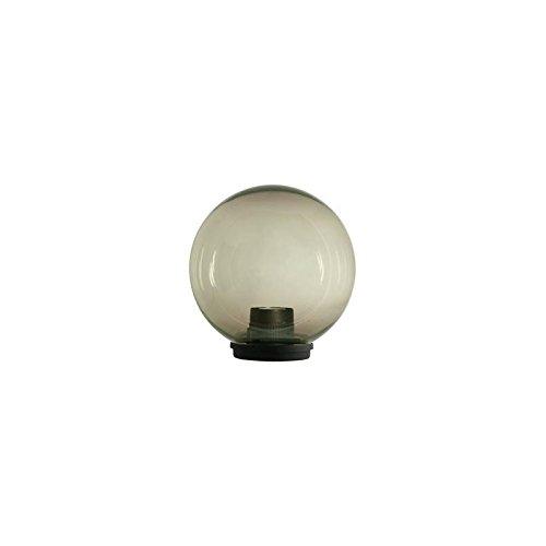 E-OTTANTAQUATTRO - LED LIGHTING Globo fumè da Giardino d.30 cm