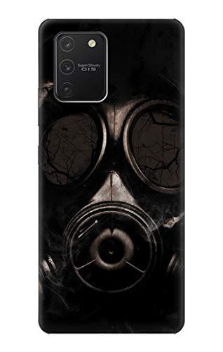 Innovedesire Gas Mask Hülle Schutzhülle Taschen für Samsung Galaxy S10 Lite