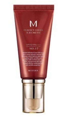 MISSHA M Cover B.B Cream No. 27 SPF 42 PA+++ 50ml