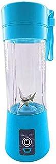 380 ml Mini USB Rechargeable Portable Electric Fruit Juicer Smoothie Maker Blender Machine Sports Bottle