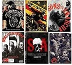 Sons of Anarchy: Complete Seasons 1-6