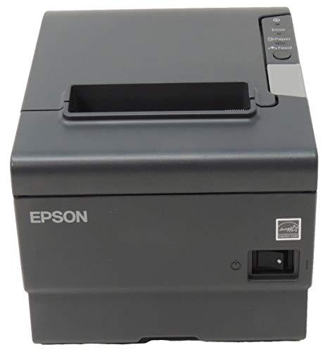 EPSON TM-T88V Thermal Receipt Printer (USB/Serial/PS180 Power Supply) (Renewed)