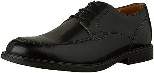 Clarks Men& 039;s Beckfield Apron schwarz Leather 11 M