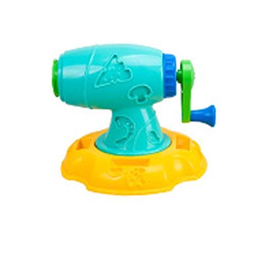 LYY Spaß Interaktiv Kinder Plasticine Toy Nudel Maschine Farbe Clay Cake EIS Creme Farbe Clay Mold Set Spaß Funny Family Spielzeug Jungen und Mädchen
