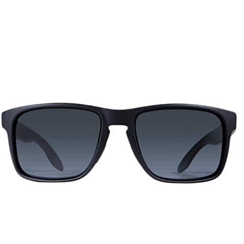 Rheos Coopers Floating Polarized Sunglasses | UV Protection | Floatable Shades | Anti-Glare | Unisex (Gunmetal | Gunmetal)