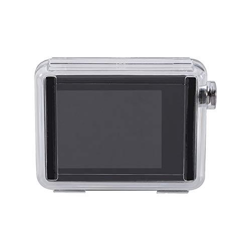 Voluxe Pantalla Externa, Monitor LCD LCD BacPac Pantalla de visualización Externa Cubierta Trasera Funda Protectora, para cámara Hero 4 Cámara Hero 3+