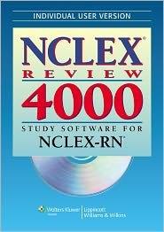NCLEX® Review 4000 Publisher: Lippincott Williams & Wilkins