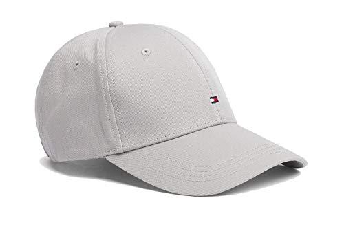 Tommy Hilfiger Unisex Kappe Cap Baseballcap Classic BB Cap OneSize Grau E367895041-910