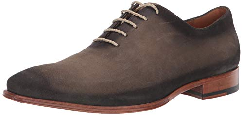 Mezlan Men's Rossini Oxford, Grey, 10 M US