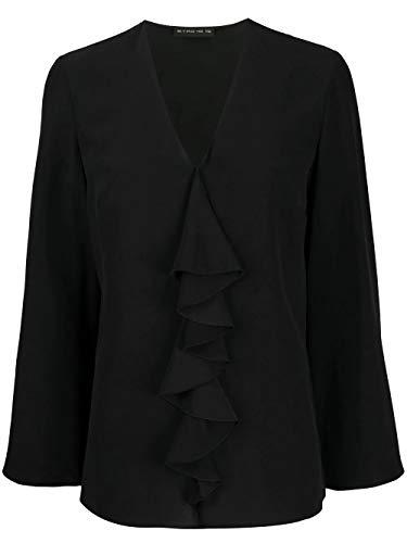 Etro Luxury Fashion Damen 1360585040001 Schwarz Seide Bluse | Frühling Sommer 20
