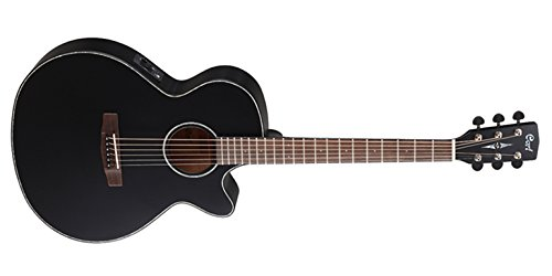 Cort A-001-1712-0 elektrische Slim Jumbo Cutaway gitaar