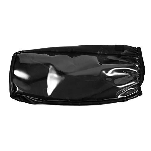 EXCEART Wasserdichte Abdeckung für elektrische Rollstuhl-Armlehne, transparent, für Joysticks, Regenschutz, PU