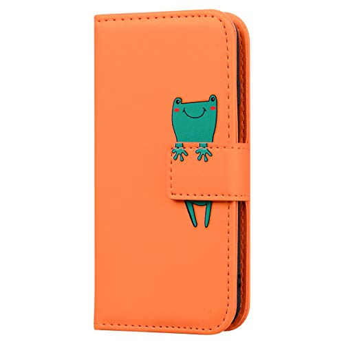 WANYINGLIN Girl Slim Leather für Samsung A12,3D Colorful Modisch Rose Cartoon Totem Musterg Leder Bookstyle Stand Funktion Magnet Flip Wallet Hülle