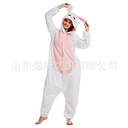 Nueva Navidad Dux Traje Bodies Parte De Shiba Inu Animal Mujeres Calientes De Invierno Pareja De Halloween Pijama Pijamas Cospaly Animales Hyococ (Color : 25, Size : XL(180-190cm))