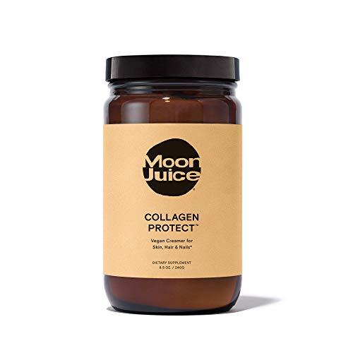 Moon Juice - Collagen Protect | Plant Based Vegan Creamer for Skin Hydration