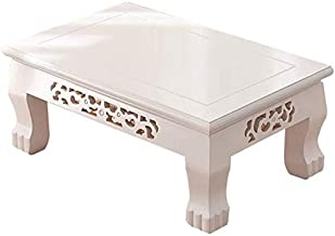 Selected Furniture/Living Room Coffee Table Simple Modern Low Table White Coffee Table Tatami Coffee Table Bay Window Tabl...