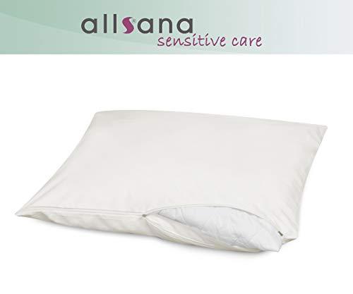 allsana Allergiker Kissenbezug 80x80 cm (Bild: Amazon.de)