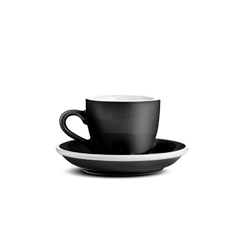 Loveramics Espresso Cups and Saucer Egg Style