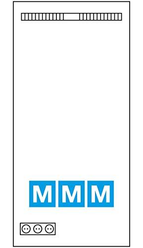 Hager MM-Komplettschrank ZB32NW univ.Z,1100x550x205 Zähler-Komplettschrank 3250617624466