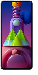 Samsung Galaxy M51 Dual SIM Mobile - 6.7 Inches, 128 GB, 8 GB RAM, 4G LTE - White