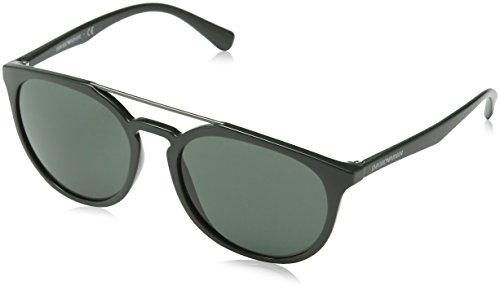 Emporio Armani Ea4103-559771-56 Gafas de sol, Verde (Green), 56.0 Unisex-Adulto