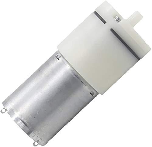 SHANGHh DC 3-6V Umwälzpumpe Mini Motor Micro Mini Luftpumpe Vakuum für Aquarien