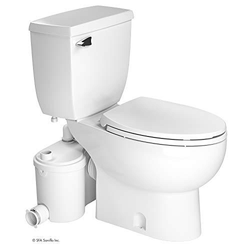 Saniflo SaniBEST: Macerating Upflush Toilet