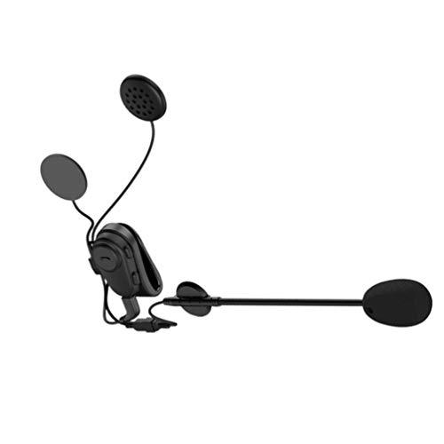 ULTECHNOVO Auriculares Casco de Moto Auriculares Inalámbricos Altavoces Auriculares Sistemas de Comunicación...