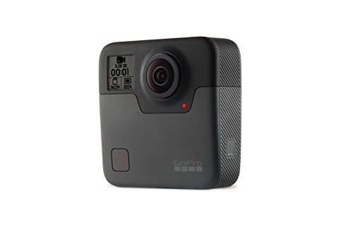GoPro Fusion - Appareil Photo Numérique VR Étanche 360 avec Vidéo Sphérique CHDHZ-103 - 14