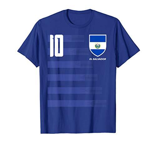 El Salvador La Selecta Cuscatleca Futbol Soccer Jersey Shirt T-Shirt
