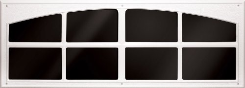 Best Price Coach House Accents Simulated Garage Door Window (2 windows per kit) - White - Model AP14...