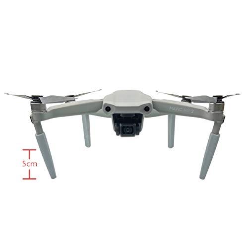 GEEMEE für DJI Mavic Air 2 Erweiterte Fahrwerk ,Erhöhen Sie die Drohnen-Zubehörteile der Dreibein-Verlängerungsschutzhalterung des Fahrwerk-Stoßdämpfers
