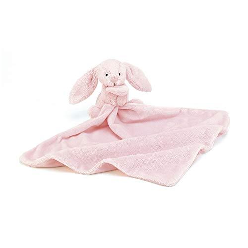 Jellycat? Bashful Pink Bunny Soother Blankie by Jellycat