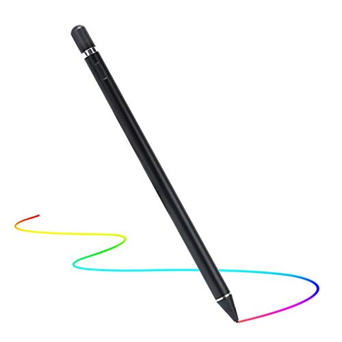 Active Stylus Pen for Touch Screens, Digital Pens Rechargeable 1.5mm Fine Tips Smart Pencil...