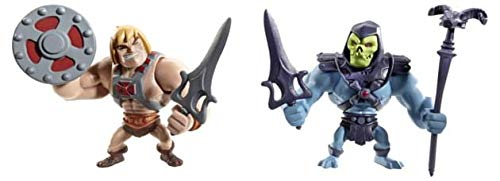 He-Man: Mini He-Man & Skeletor Figures - Masters of the Universe Classics 2013 SDCC Exclusive
