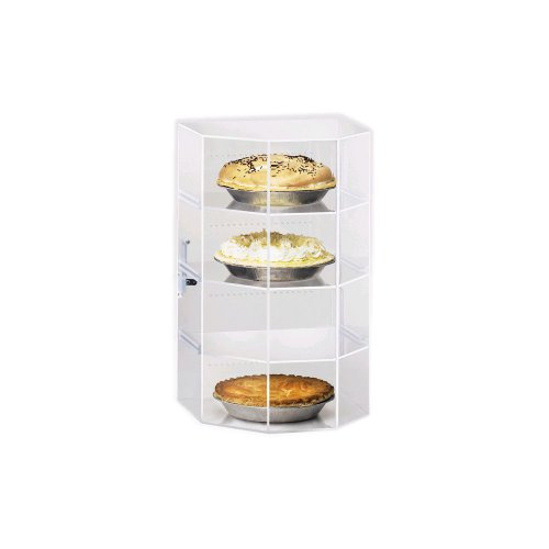 Cal-Mil 252 Pie Case, 13″ W x 12.5″ D x 21.5″ H, Clear