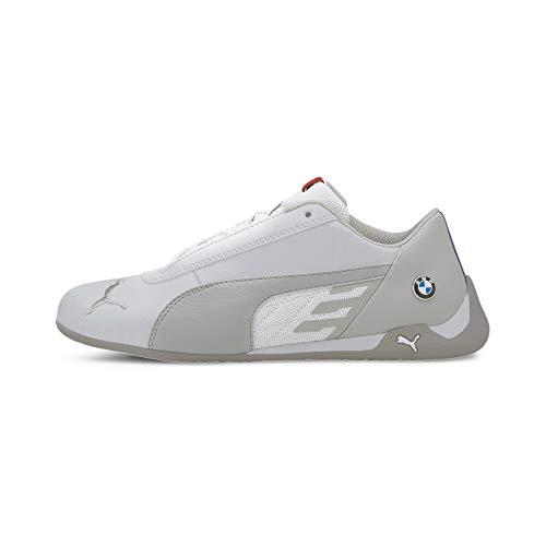 PUMA BMW M Motorsport R-Cat Youth Schuhe Puma White-Puma White 5.5