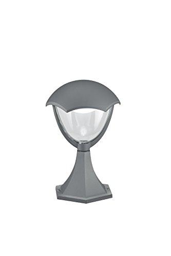 TRIO, Potelets, Gracht incl. 1 x LED,SMD,6,0 Watt,3000K,650 Lm. Corps: Fonte daluminium, Anthracite Ø:20,0cm, H:31,0cm IP54