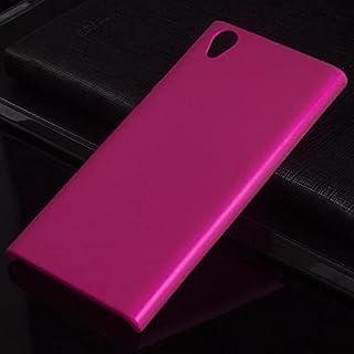 حافظة وأغطية الهاتف - غطاء بلاستيكي غير لامع 5.0 لهاتف إكسبيريا L1 حافظة لهاتف إكسبيريا L1 L 1 Dual G3312 G3311 G3313 غطاء...