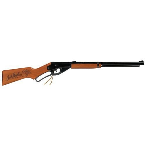 Daisy Outdoor Products Model 1938 Red Ryder BB Gun, Wood Grain,...
