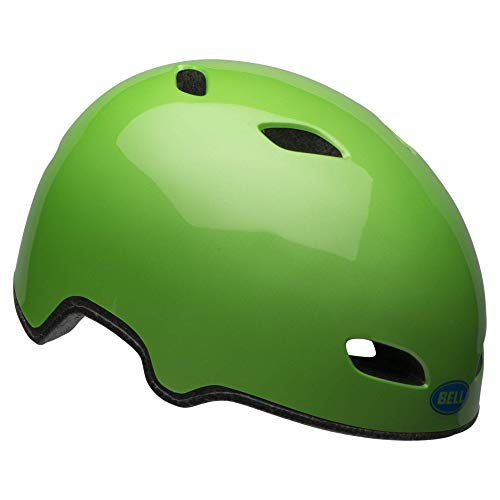 Bell Pint Toddler Helmet, Solid Green