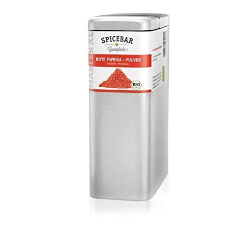 Paprika Edelsüß Pulver in Premium Bio Qualität, 450g im Profi-Streuer