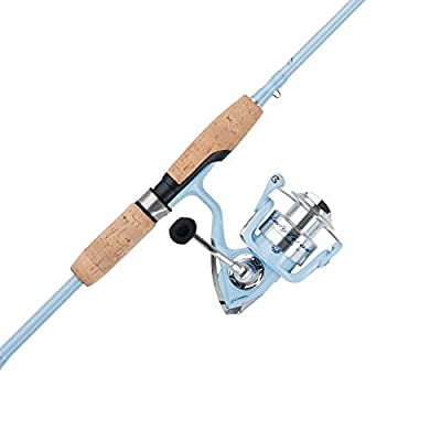 Pflueger Lady Trion Spinning Reel and Fishing Rod Combo