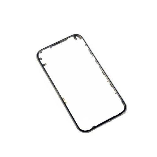 Apple iPhone 3G/3GS Vorderer Deko Rahmen Chrom