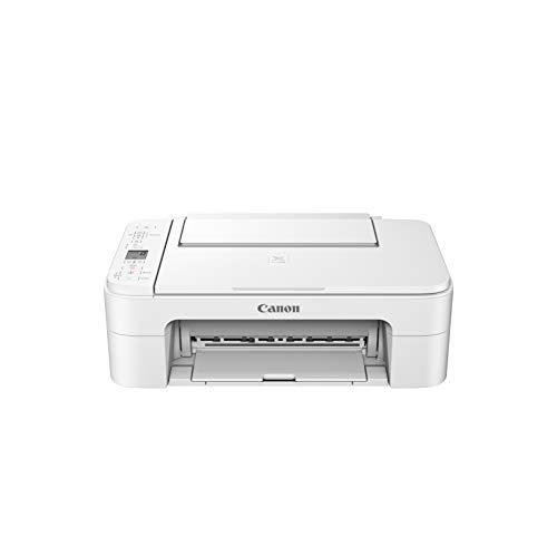 Canon PIXMA TS3351 Multifunction Wifi Printer - White