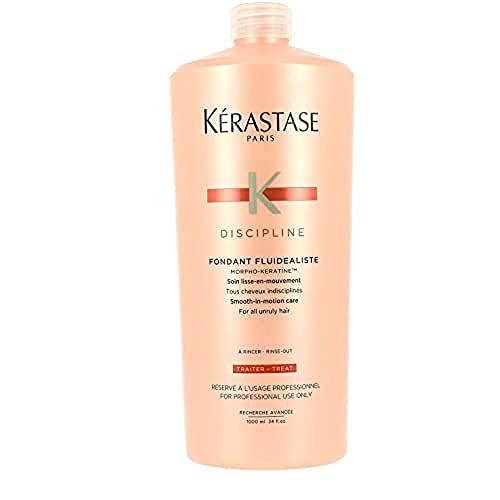 Kerastase Discipline Fondant Fluidealiste Condizionatore di cura liscio per capelli ribelli, 1000 ml