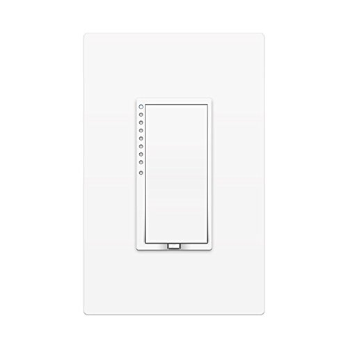 Insteon Smart Dimmer Wall Switch, Works with Alexa via Insteon Bridge, Uses Superior Dual